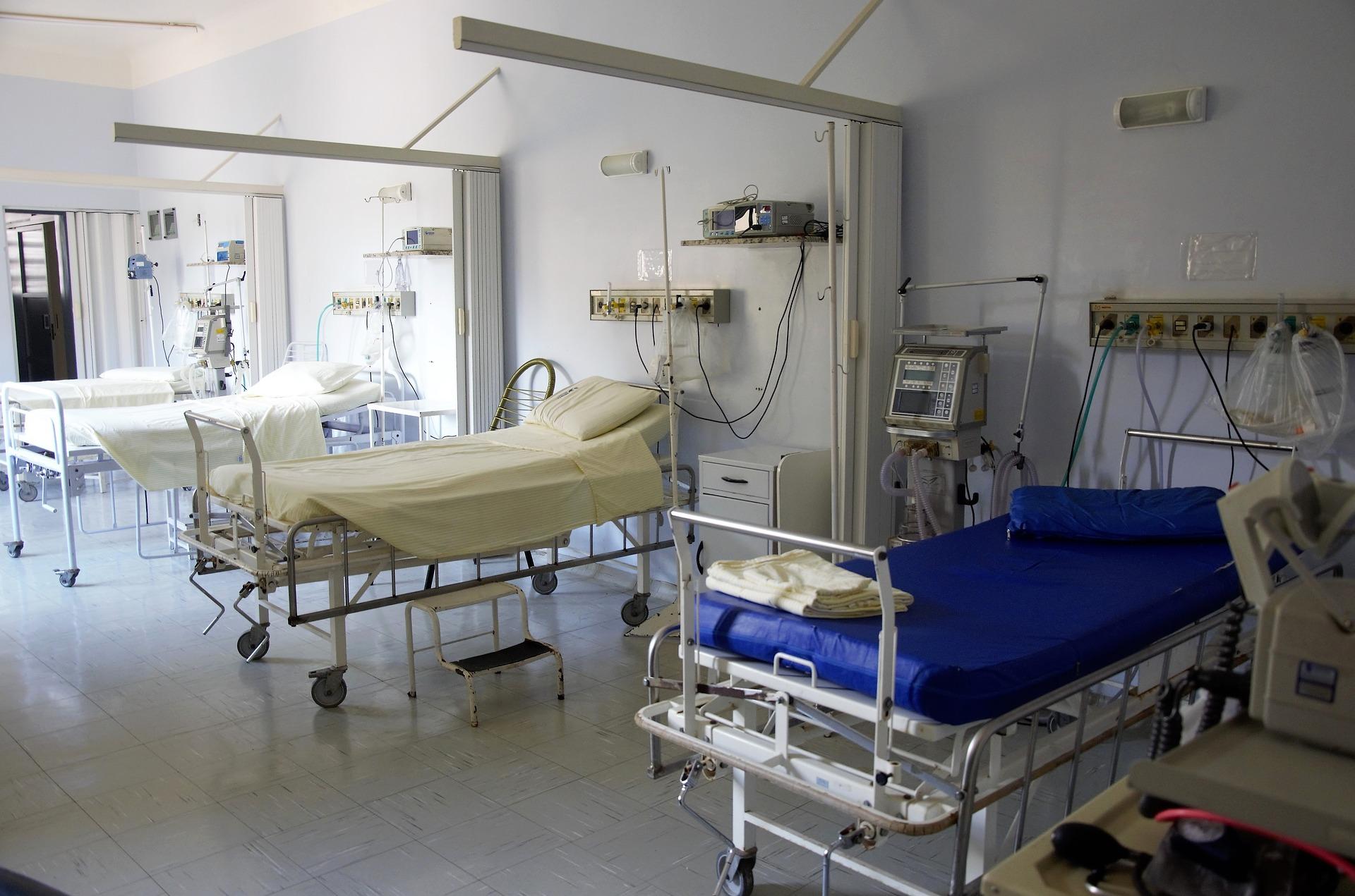 חדר אשפוז בבית חולים – ביטוח בריאות פרטי