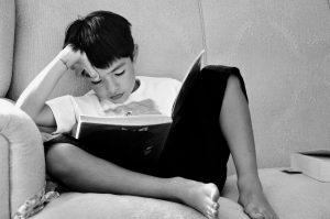 ילד קורא – מה זה ביטוח