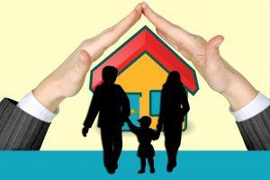 ידיים מעל בית – ביטוח דירה מבנה ותכולה